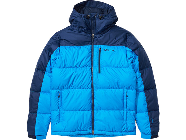Marmot Guides Giacca In Piumino Uomo, clear blue/arctic navy
